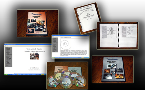 Clock, Watch and Pocket Watch Video Courses